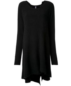 Rundholz | Flared Knit Dress Large Cashmere/Merino