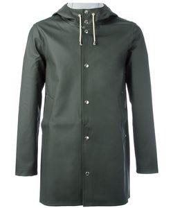 STUTTERHEIM | Stockholm Raincoat Adult Unisex Xxxs Cotton/Polyester/Pvc