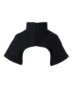 Gareth Pugh | High Neck Bolero 42 Silk/Cotton/Wool