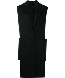 Helmut Lang | Sleeveless Coat Medium/Large Wool/Cashmere