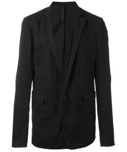 Poème Bohèmien | Poème Bohémien Flap Pocket Blazer 48 Cotton/Viscose/Wool/Cotton