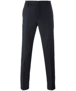 Dondup | Gaubert Tapered Trousers 35 Virgin Wool/Polyamide/Spandex/Elastane