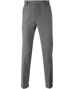 Dondup | Gaubert Tapered Trousers 33 Virgin Wool/Spandex/Elastane