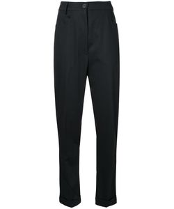 Rundholz | Drop-Crotch Skinny Trousers Xs Virgin Wool