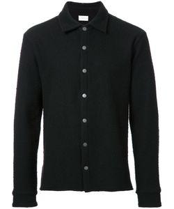 SIMON MILLER | Textured Shirt 2 Polyurethane/Wool
