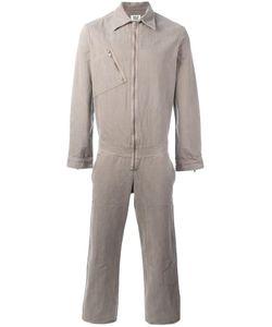 WALTER VAN BEIRENDONCK VINTAGE | Distressed Boiler Suit Medium