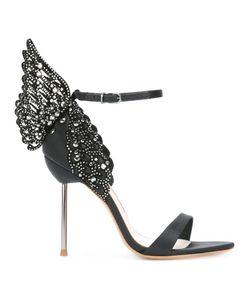 Sophia Webster | Evangeline Sandals 37.5 Leather/Satin