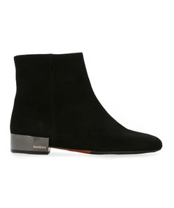 Baldinini | Ankle Boots 38 Leather/Calf Suede/Rubber