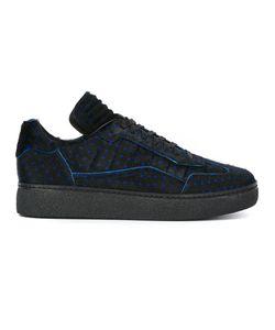 Alexander Wang | Eden Sneakers 42 Leather/Pony Fur/Rubber
