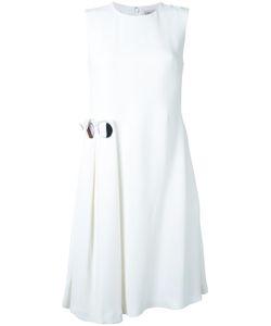 Emilio Pucci | Sleeveless Wrap Dress 42 Viscose