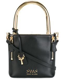 SAVAS | Top Handle Crossbody Bag
