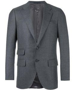 Caruso | Classic Blazer 48 Cupro/Cashmere