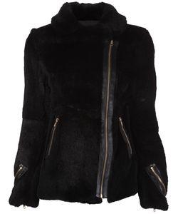 JOCELYN | The Beverly Jacket Xs Rabbit Fur