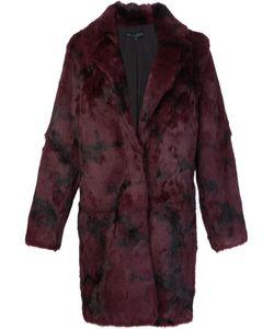 JOCELYN | Camouflage Fur Coat Medium Rabbit Fur/Polyester