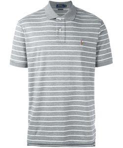 Polo Ralph Lauren   Striped Polo Shirt Large Cotton