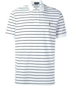 Polo Ralph Lauren   Striped Polo Shirt Medium Cotton