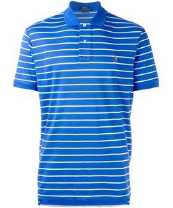 Polo Ralph Lauren   Striped Polo Shirt Small Cotton
