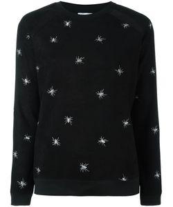 Zoe Karssen | Spider Embroidered Jumper Small Polyester/Spandex/Elastane