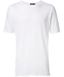 Bassike | Htg Slim Basic T-Shirt Large Organic Cotton