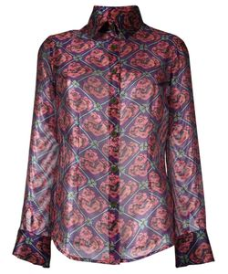 Daizy Shely | Print Shirt 44 Polyester