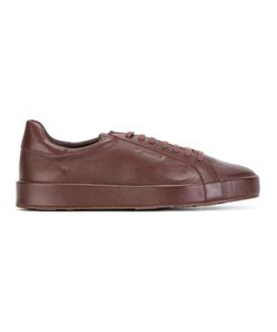 Jil Sander | Lace-Up Sneakers 43 Rubber/Leather