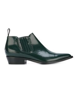 Sonora | Pointed Toe Boots 39 Leather