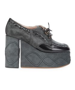 Vivienne Westwood | Towering Acorn Creeper 39 Leather/Calf Leather
