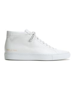 Common Projects | Lace-Up Hi-Tops 41 Calf Leather