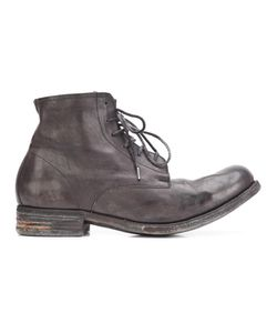A DICIANNOVEVENTITRE | Mid Peaked Vamp Boots 40 Leather