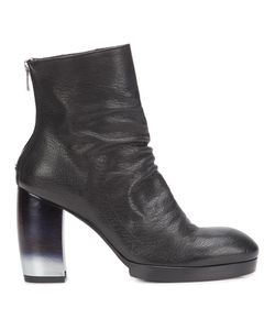 Officine Creative | Block Heel Ankle Boots 36 Leather