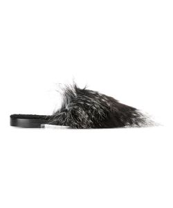 Avec Modération | Pentanuki Slippers 37 Artificial Fur/Calf Leather/Sheep