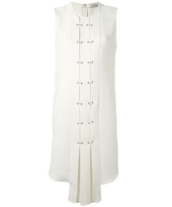J.W. Anderson | J.W.Anderson Ring Stud Dress 10 Polyester/Triacetate