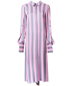 Monse | Striped Shirt Dress 2 Acetate/Viscose