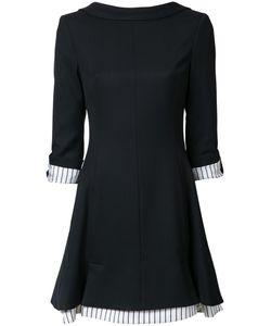 Monse   Wrap Dress 4 Polyamide/Spandex/Elastane/Virgin Wool