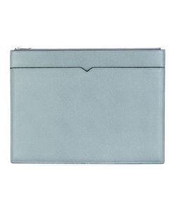 Valextra | Pocket Clutch Calf Leather