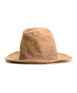 KIJIMA TAKAYUKI | Oversize Hat 59 Goat Skin
