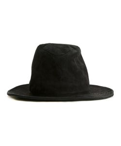 KIJIMA TAKAYUKI   Oversize Suede Hat 61 Goat Skin