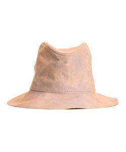 KIJIMA TAKAYUKI   Calf Leather Hat 59 Calf Leather
