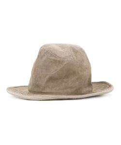 KIJIMA TAKAYUKI   Oversized Hat 61 Goat Skin