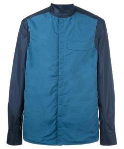 Qasimi | Contrast Sleeve Sport Jacket Large Cotton/Nylon