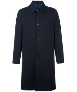 Paul Smith | Single Breasted Classic Coat Medium Wool/Cupro