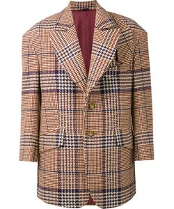 Vivienne Westwood   Man Clarke Herringbone Caban Jacket 46