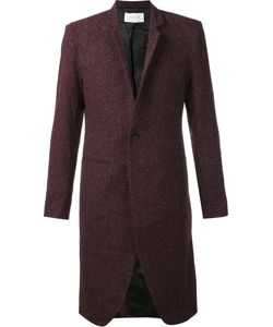 STRATEAS CARLUCCI | Plated Surgical Coat Medium Wool