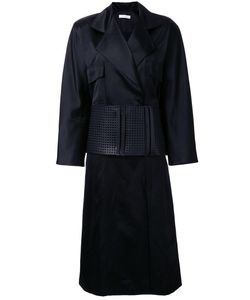 J.W. Anderson | J.W.Anderson Double Breasted Dress Coat 6 Silk