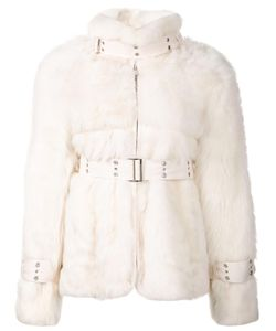 Sacai | Shearling Jacket 2 Cupro/Cotton/Lamb Fur