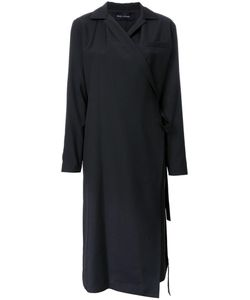 Each X Other | Wrap Coat Small Polyester/Wool