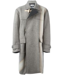 FACETASM | Oversized Mid Coat Iv Wool/Nylon/Cotton