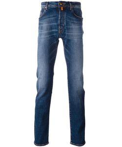 Jacob Cohёn | Jacob Cohen Straight Leg Jeans 38 Cotton/Polyester/Spandex/Elastane