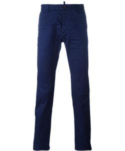 Dsquared2 | Slim Fit Trousers 46 Cotton/Spandex/Elastane
