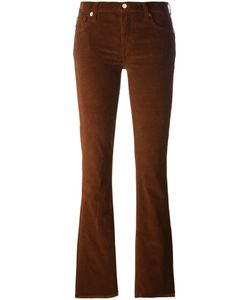 7 for all mankind | Corduroy Flared Trousers 27